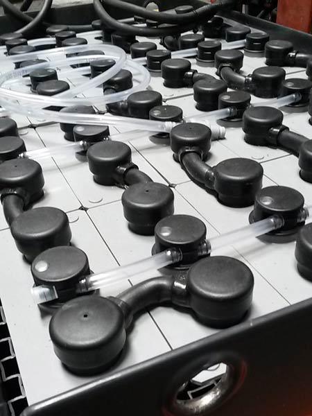 Accumulatori-muletto-elettrico