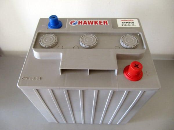 Batterie-per-golf-car